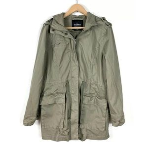 Cotton On Military Field Jackey Green Size 8